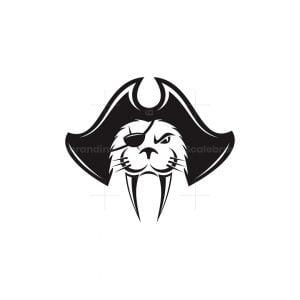 Walrus Pirates Logo