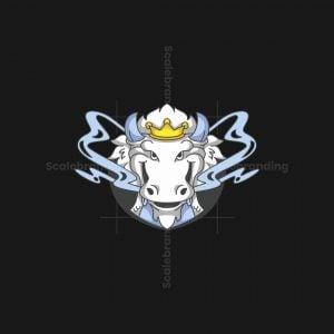 White King Dragon Logo