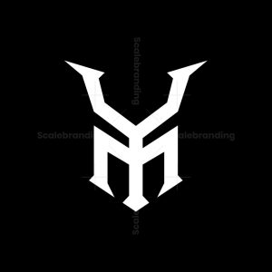 Ym Monogram Logo