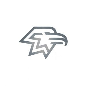 Eagle Head Logo Bald Eagle Logo