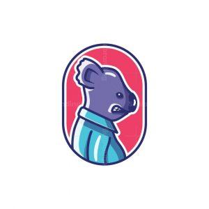Brave Koala Logo