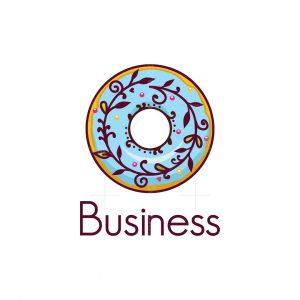Donut Garden Logo