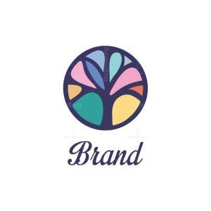 Dot Tree Logo