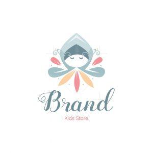 Flower Kid Logo