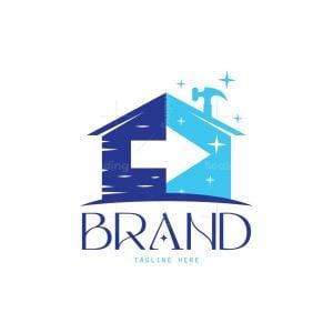 Home Renovation Logo