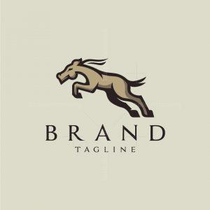 Horse Elegant Logo