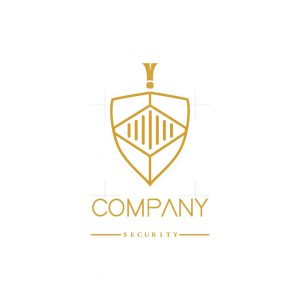 Knight Shield Security Logo