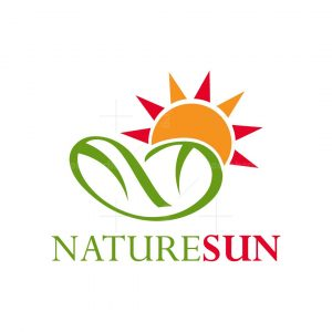 Nature Sun Logo