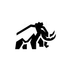 Mammoth Logo Raging Mammoth Logo