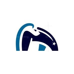North Star Polar Bear Logo