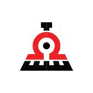 Omega Train Logo