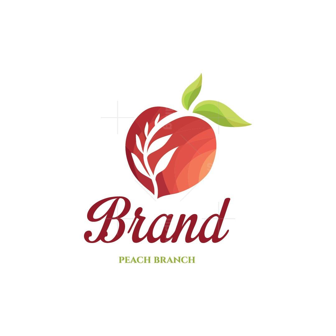 Peach Branch Logo