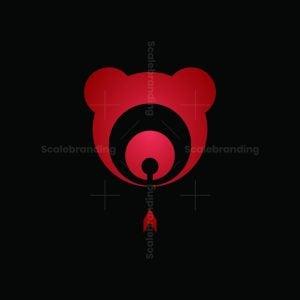 Bullseye Bear Logo