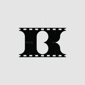 Movie Letter K Logo
