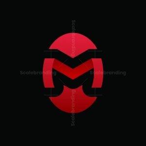 Modern Letter M Logo