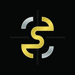 The Letter S Shoot Logo