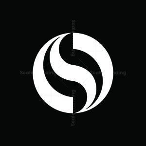 Globe Letter S Logo