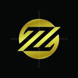 Luxury Letter Z Or N Logo