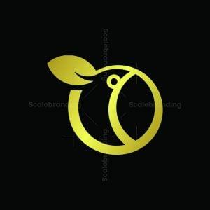 Leaf Parrot Logo