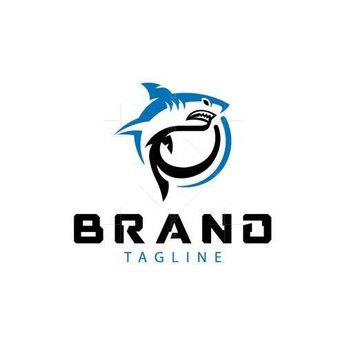 Blue Shark Logo