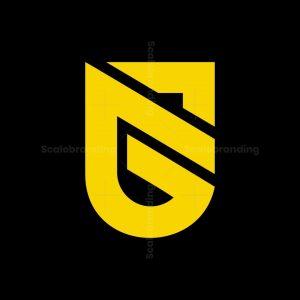 Trendy G Shield Logo