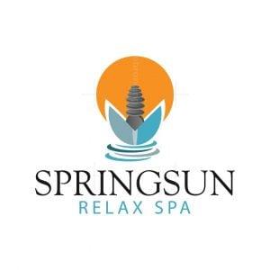 Spring Sun Logo