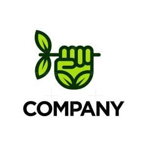 Life Leaf Strong Logo