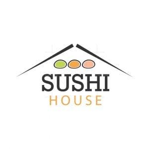 Sushi House Logo