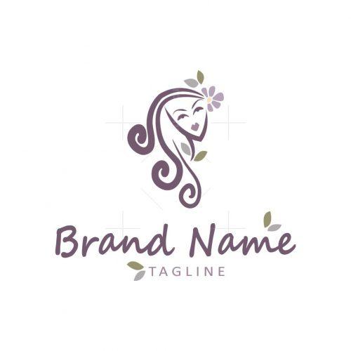 Natural Beauty Women Logo