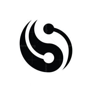 Yin Yang Tech Logo